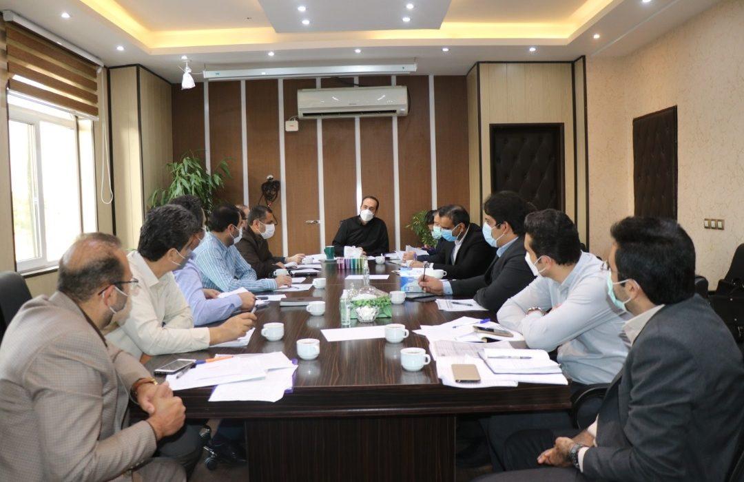 دومین جلسه کارگروه بودجه شهرداری فردیس برگزار شد