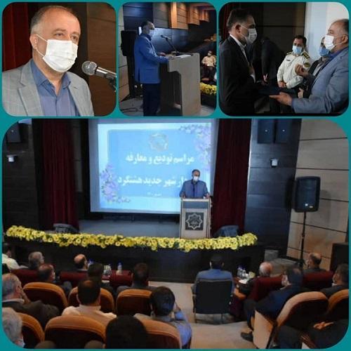 معرفی محسن آسوبار بعنوان شهردار شهرجدیدهشتگرد