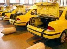 ۳۰۰۰ خودرو در البرز دوگانه سوز شد