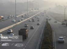 ورود بیش از ۴۱ میلیون خودرو به استان البرز