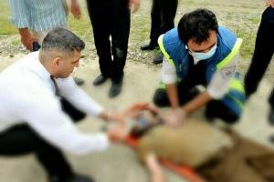 حفر چاه غیرمجاز در چهارباغ سه جوان را به کام مرگ کشاند