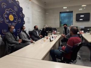 بازدید سرزده اعضای شورای اسلامی شهر کرج از مرکز ساماندهی و توسعه مشاغل خانگی