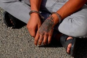 مواد فروش مسلح در فردیس دستگیر شد