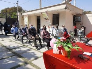 مهر عاطفه ها در شهر مهریاران تجلی یافت