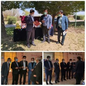 مراسم گرامیداشت هفته گردشگری در نظرآباد برگزار شد