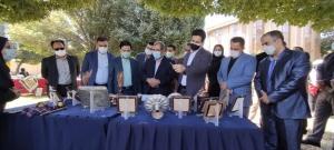 جشنواره غذاهای محلی و بازارچه صنایع دستی در نظرآباد برگزار شد