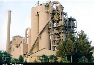 روزانه ۸۰۰۰ تن سیمان در شرکت سیمان آبیک تولید میشود