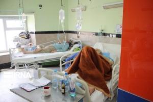 ۷۷ بیمارکووید ۱۹ در مراکز درمانی البرزبستری شدند