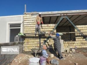 ۲۷۲ واحد مسکونی برای نیازمندان البرز نوسازی و احداث شد