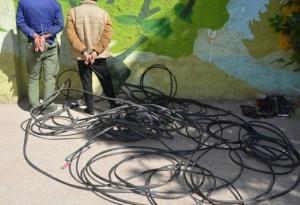 سارقان دو میلیارد تومان از تجهیزات مخابرات البرز را به سرقت بردند