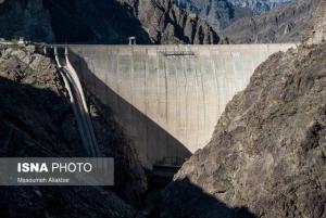 کاهش ۵۰ درصدی ورود آب به سد کرج