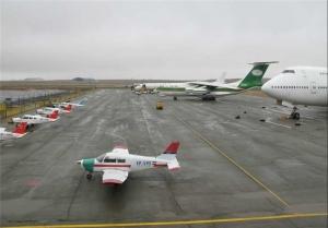 یک ایرلاین برای استقرار پروازهای مسافری و گردشگری در فرودگاه پیام البرز اعلام آمادگی کرد
