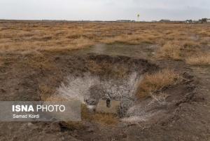 تشدید کاهش سطح آب سفرههای زیرزمینی البرز