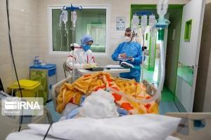 ۹۰ بیمار کووید۱۹ در البرز بستری شدند