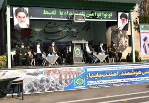 قدردانی نماینده ولی فقیه در استان البرز از تلاشهای امنیتآفرین نیروی انتظامی