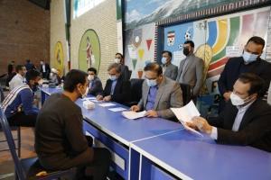 دیدار رئیس کل دادگستری استان البرز از ندامتگاه مرکزی کرج