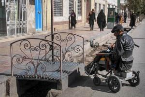وعده شهرداری کرج به هیات جانبازان و معلولین چهار ساله شد!