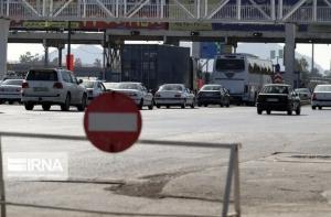 ۱۴۱ هزارخودروی غیربومی در البرز به شهرهای مبدا بازگردانده شدند