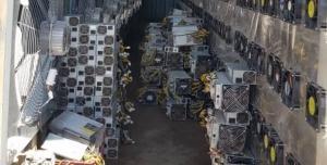 جمعآوری دو هزار و ۸۵۶ دستگاه ماینر غیرمجاز در البرز