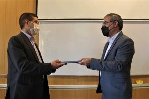 رئیس دانشکده روان شناسی دانشگاه آزاد اسلامی واحد کرج معارفه شد