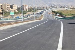 ۱۱ هزار تن آسفالت در پروژه کنارگذر مهرشهر استفادهشد