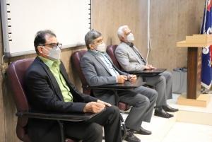 ششمین  نشست هم اندیشی مدیریت منطقه البرز با کارکنان انبارنفت کرج برگزار شد