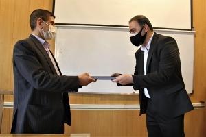 دکتر حمید بذرپاچ سرپرست معاونت آموزشهای عمومی دانشگاه آزاد کرج  شد