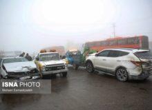 راهکاری ساده که تصادفات جاده چالوس را ۷۰ درصد کاهش داد