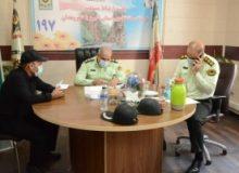 رسیدگی به مشکلات انتظامی شهروندان البرزی در دفتر نظارت همگانی (۱۹۷)