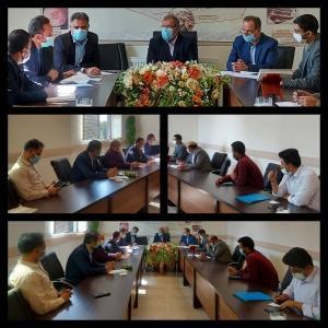 جلسه ستاد تنظیم بازار شهرستان نظرآباد برگزار شد