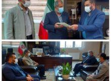 رییس جدید بنیاد مسکن نظرآباد معارفه شد