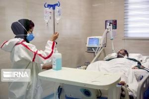 ۹۲ بیمار کووید ۱۹ در مراکز درمانی البرز بستری شدند