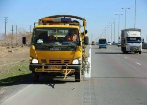 نوسازی مستمر راههای البرز با هدف پیشگیری از حوادث جاده ای