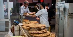 هشدار به نانوایان: نانهای کنجدی را به اجبار نفروشید!
