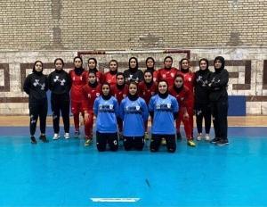 تیم های فوتسال زنان و مردان فردیس در آستانه رفتن از البرز است