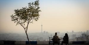 پیش بینی افزایش آلایندهها برای آسمان البرز
