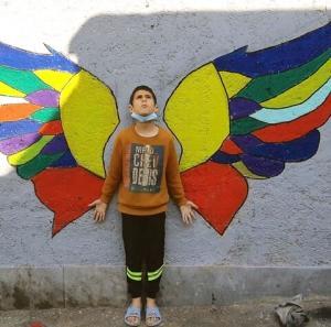 احیاء بصری کالبدی «بن بست محبت» با مشارکت اهالی محله حسین آباد