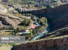 سایه سنگین تونل انتقال آب کرج-تهران بر رودخانه کرج!