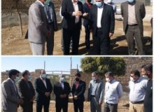 تامین برق روستای باقرآباد فاضل در بخش مرکزی نظرآباد