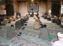 محفل انس با قرآن  در ندامتگاه کرج برگزار شد