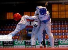پدیده البرزی تکواندو با سه مدال آسیایی